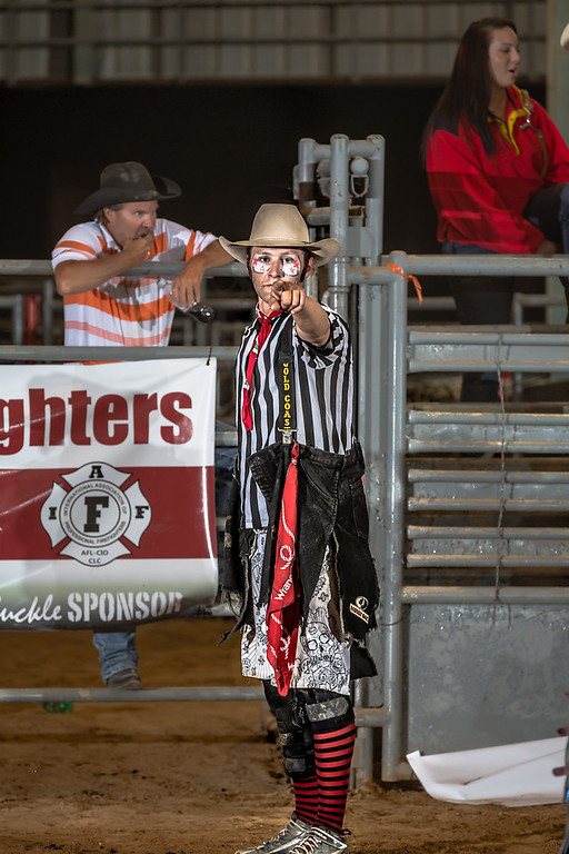 IMAGE: http://jefflhomanphotography.smugmug.com/Barrel-Racing-Rodeo/i-NRw4BjG/0/XL/bullfighter%20tonal-XL.jpg